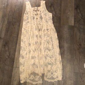 Other - Lace vest